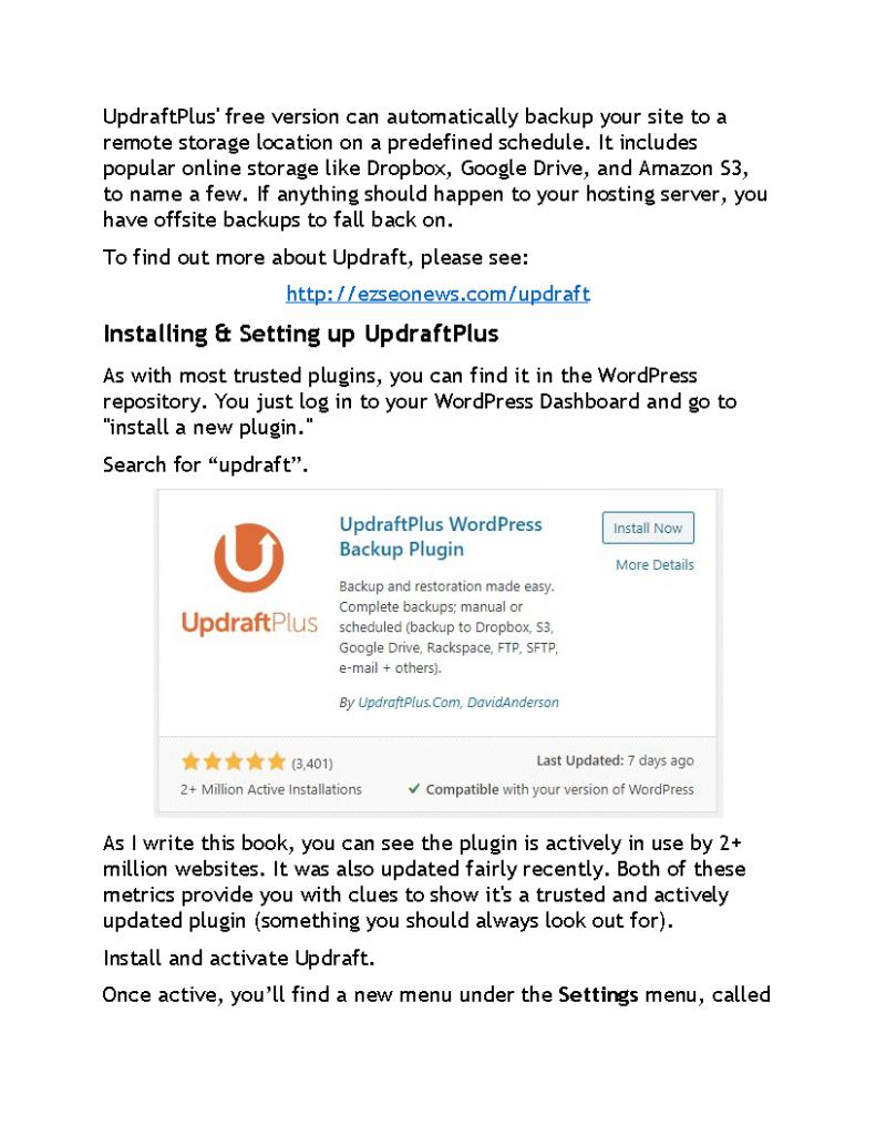 عکسی مربوط به کتاب WordPress Security 2020 for Webmasters