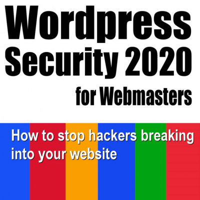 کتاب WordPress Security 2020 for Webmasters