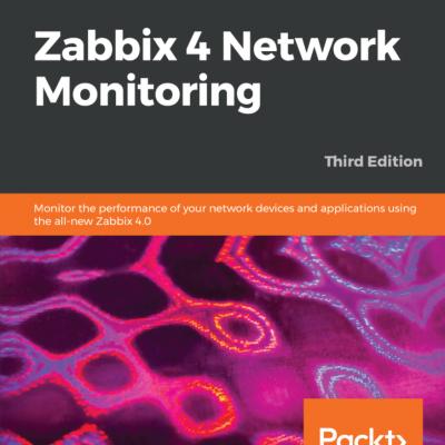 کتاب Zabbix 4 Network Monitoring