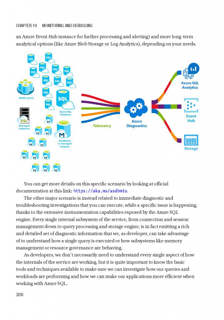 فصل 10 کتاب Practical Azure SQL Database for Modern Developers