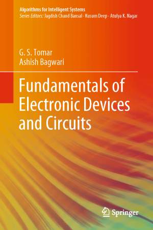 کتاب Fundamentals Of Electronic Devices And Circuits