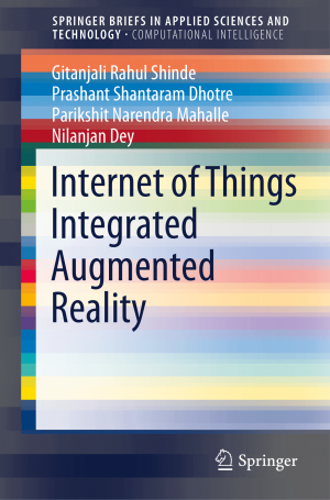 کتاب Internet of Things Integrated Augmented Reality