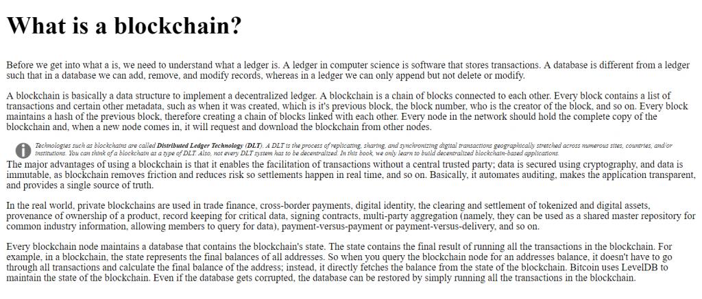 فصل 1 کتاب Blockchain for Enterprise