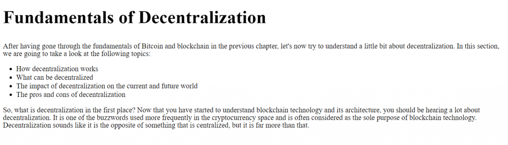 فصل 3 کتاب Learn Bitcoin and Blockchain