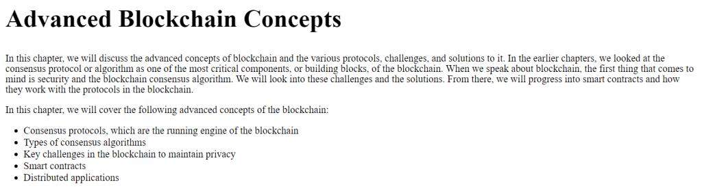 فصل 2 کتاب Learn Bitcoin and Blockchain