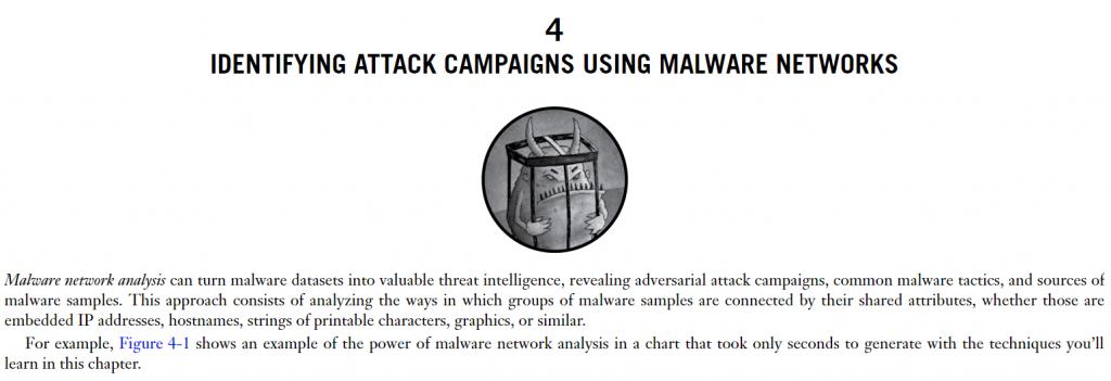 فصل 4 کتاب Malware Data Science