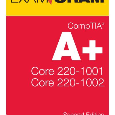 کتاب CompTIA A+ Exam Cram