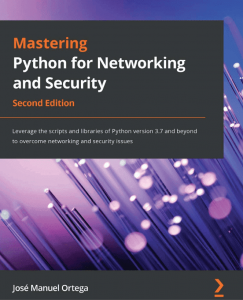 کتاب Mastering Python for Networking and Security