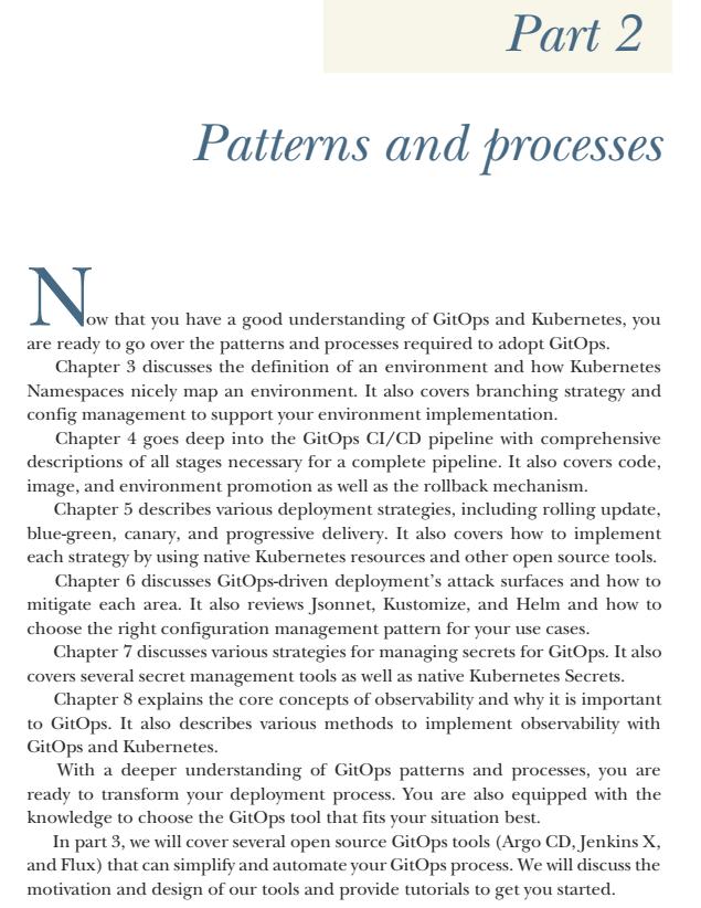 بخش 2 کتاب GitOps and Kubernetes