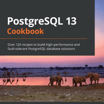 کتاب PostgreSQL 13 Cookbook