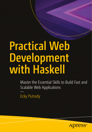 کتاب Practical Web Development with Haskell