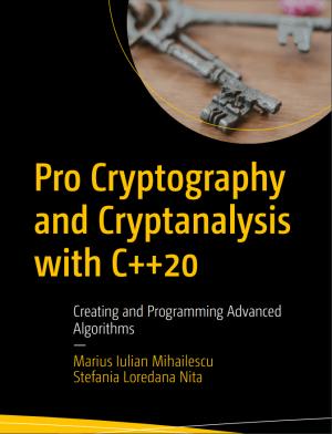 کتاب Pro Cryptography and Cryptanalysis with C++20