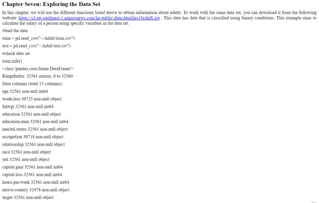 فصل هفتم کتاب Data Visualization Guide