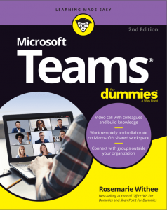 کتاب Microsoft Teams for dummies