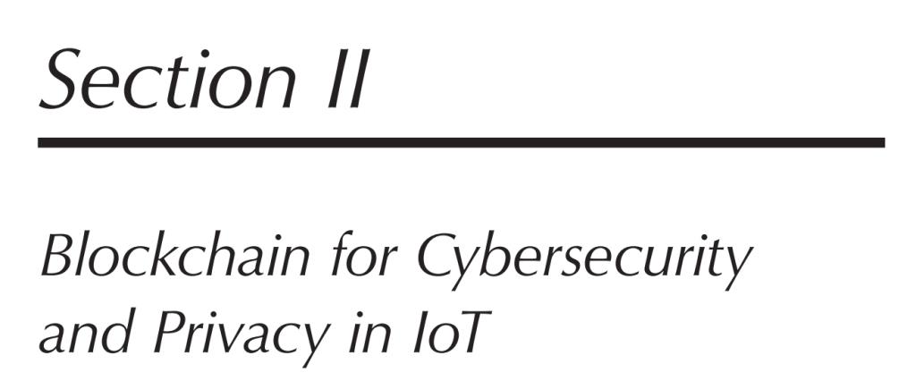 بخش 2 کتاب Blockchain Cybersecurity and Privacy
