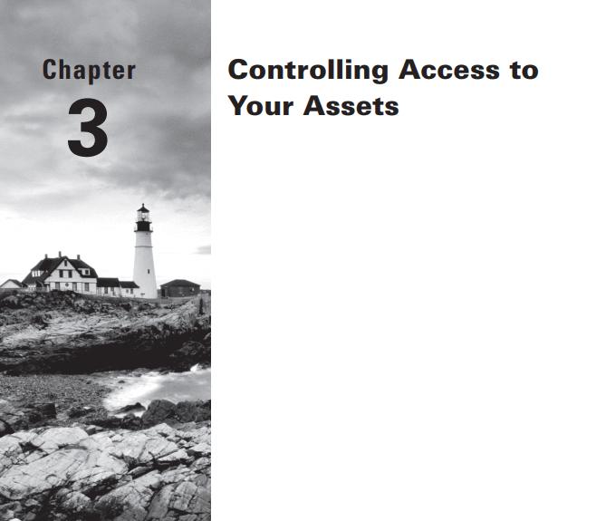 فصل 3 کتاب Linux Security Fundamentals