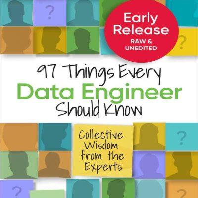 کتاب 97 Things Every Data Engineer Should Know