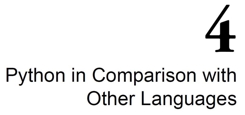 فصل 4 کتاب Expert Python Programming