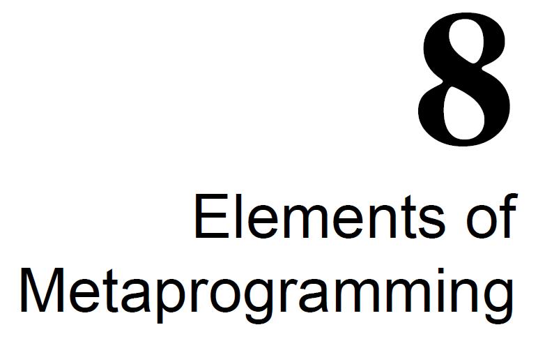 فصل 8 کتاب Expert Python Programming