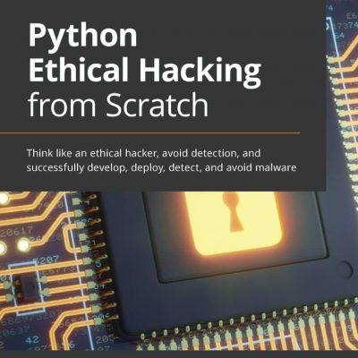 کتاب Python Ethical Hacking from Scratch